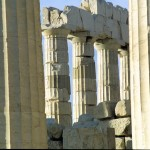 Ancient Pillars, Athens (4)